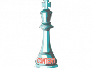 Content is King - Marketing agency