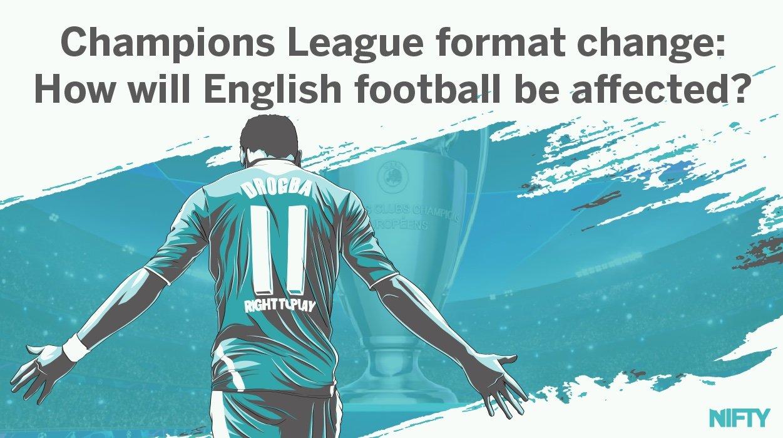 champions league format change