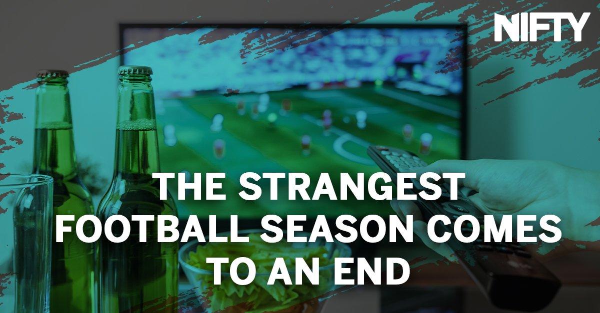 Strangest football season