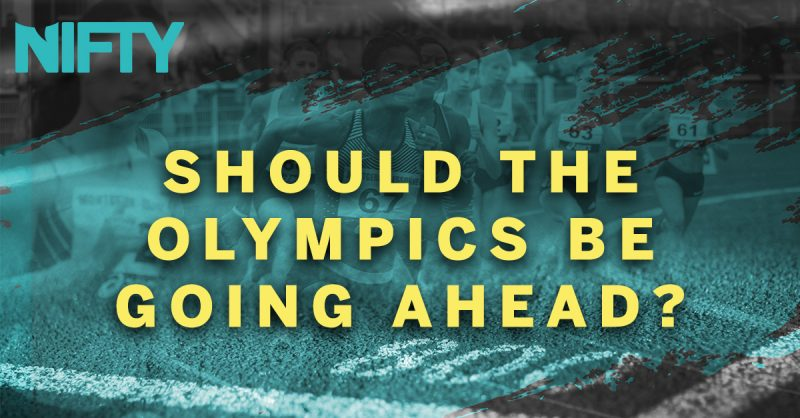 Tokyo Olympics: should it be going ahead?