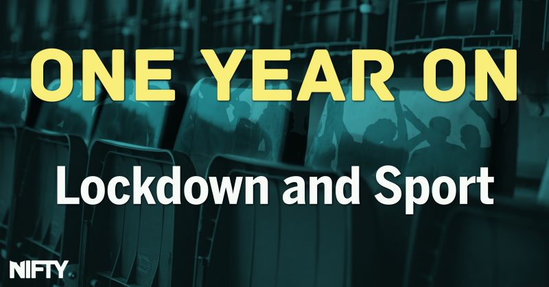 One year on: lockdown and sport