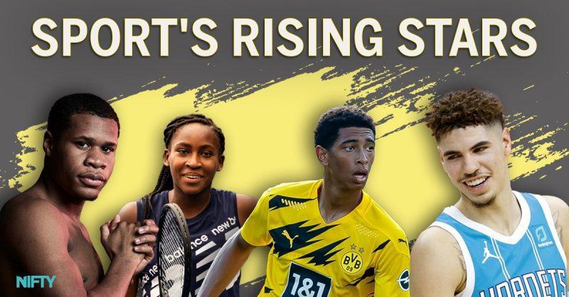 Sport's Rising Stars
