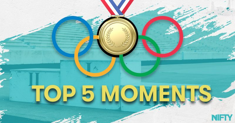 The Olympics – Top 5 Moments