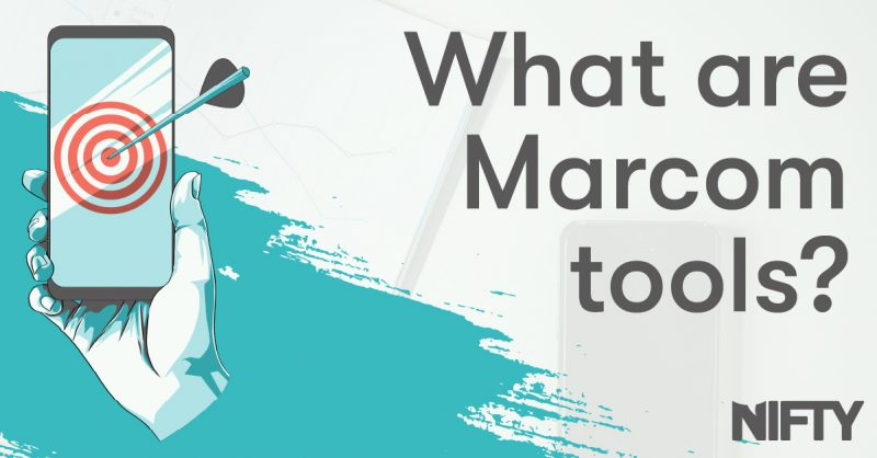 What is marketing communication or marcom?