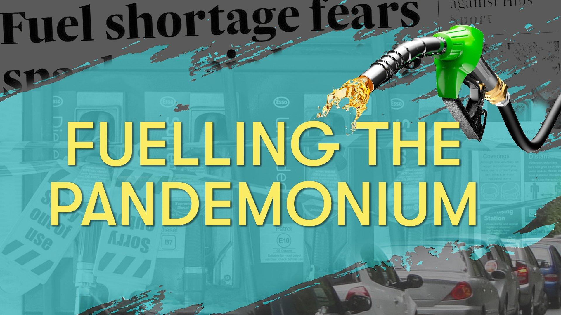 Fuelling the pandemonium